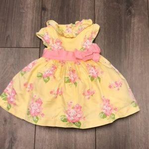 Gymboree floral dress